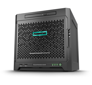 HPE ProLiant Gen10 MicroServer Bundle