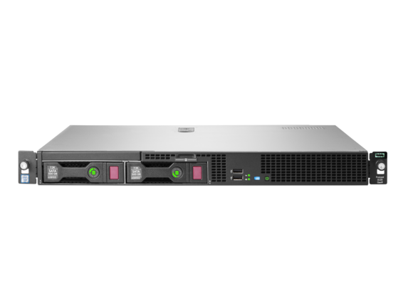 HPE ProLiant DL20 Gen10 Server Bundle